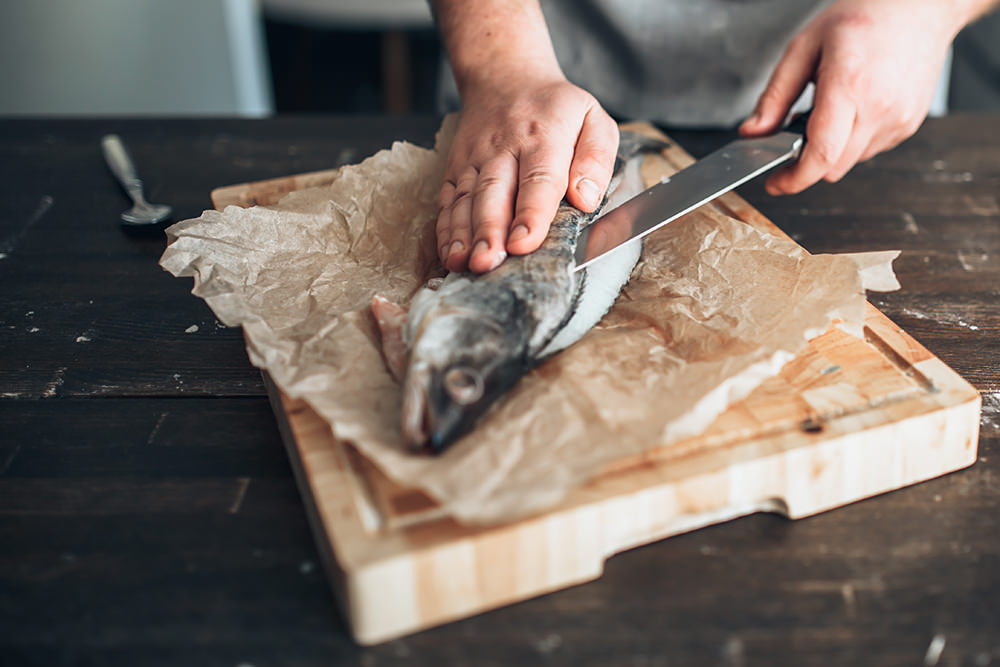 切り身・焼く・煮付け・タタキ。お好みの状態に。