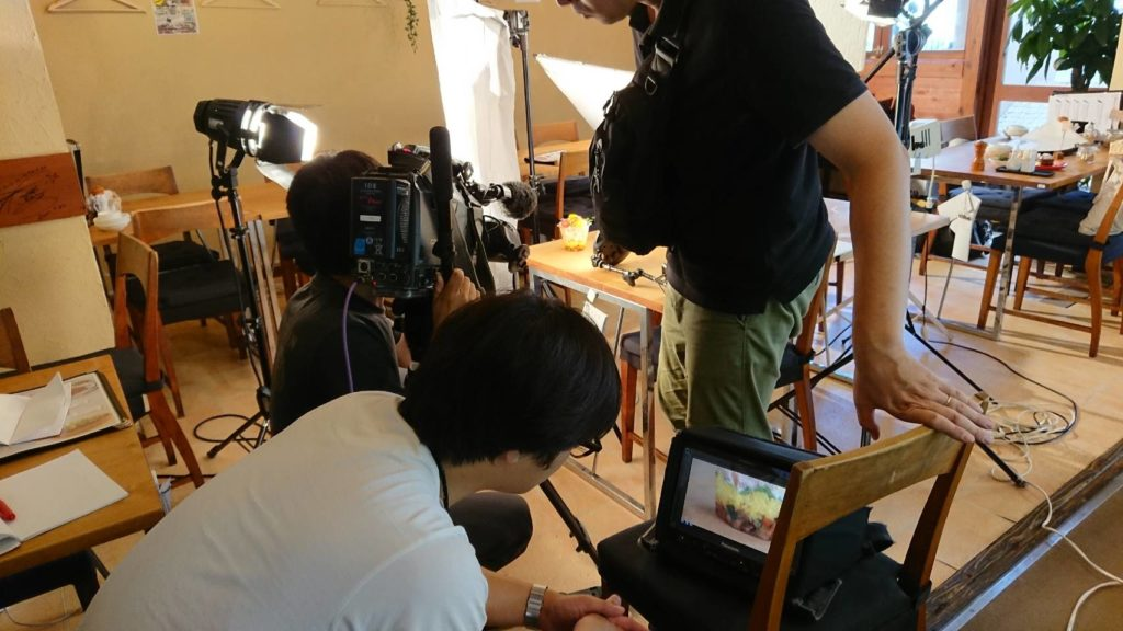関西でお馴染み!読売テレビの情報バラエティ番組「大阪ほんわかテレビ」の取材がありました!!